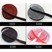 Criterion Two-sided Silk Sageo 4 Colors For Japanese Samurai Swords